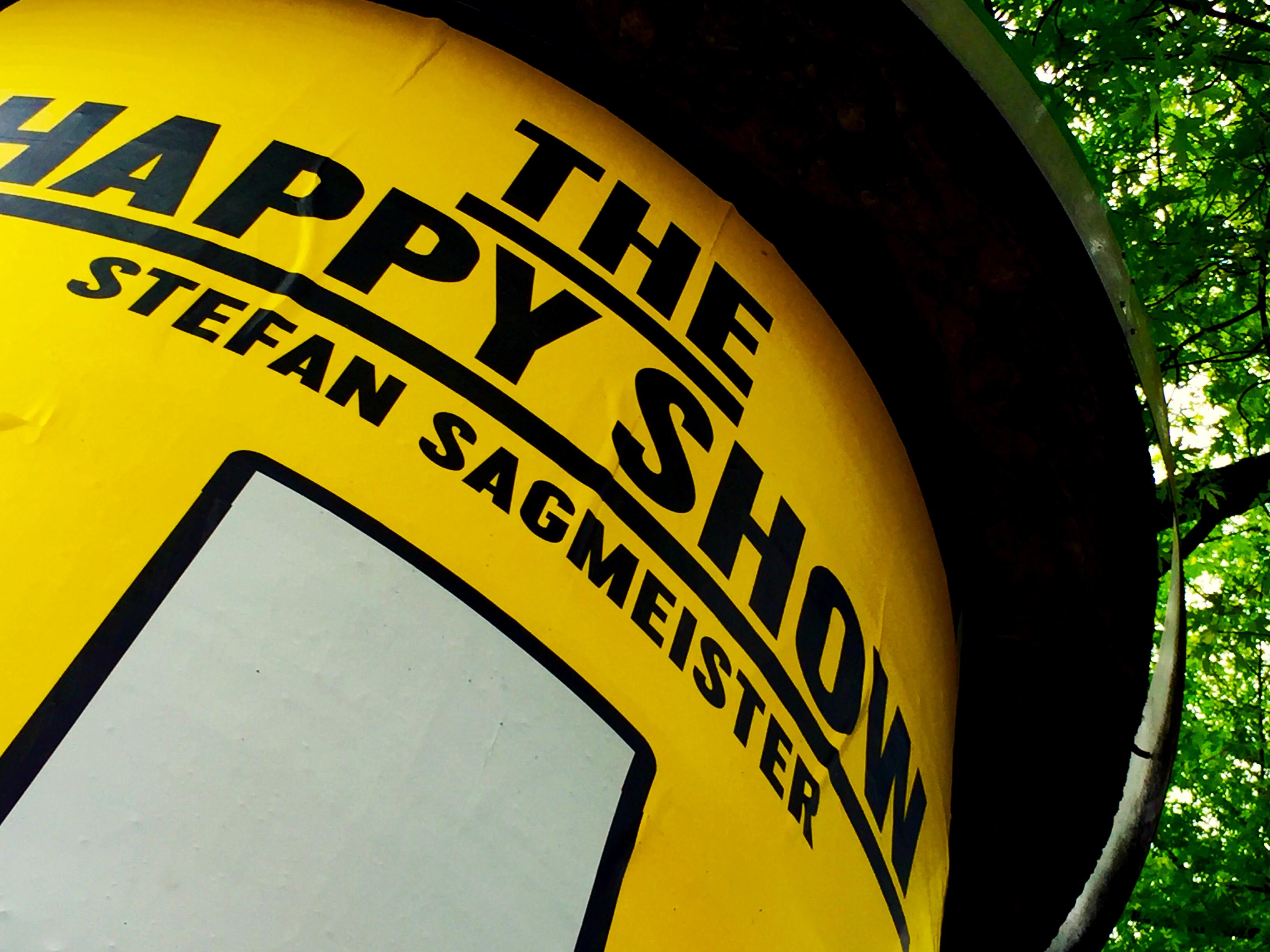 The Happy Show im MAK Frankfurt