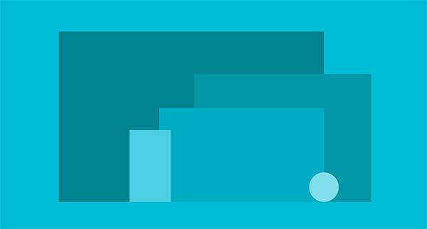 Material Design, der Webdesign Trend 2016