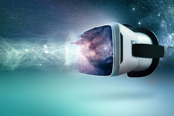 …so realistisch kann Virtual Reality sein :)