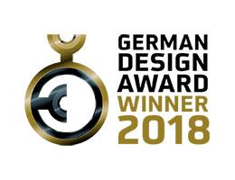 German Design Award 2018