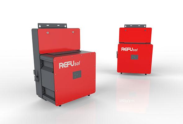 Produktentwicklung und -design für einen neuen Hochleistungswechselrichter.