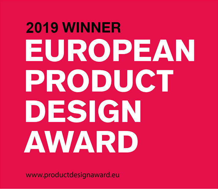 European Product Design Award für industrialpartners