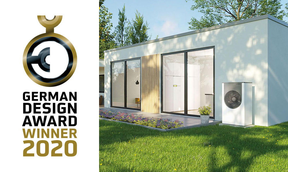 German Design Award 2020 – Awarded product design by industrialpartners